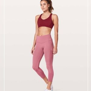 lululemon All The Right Places Crop II (NWT)